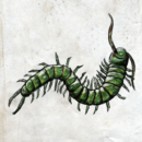The Centipede (~602, under the surfaces of things) [Enemies Endure]