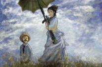 Maria Souvante (~2019, in Amelia's Garden) [Enemies Endure]