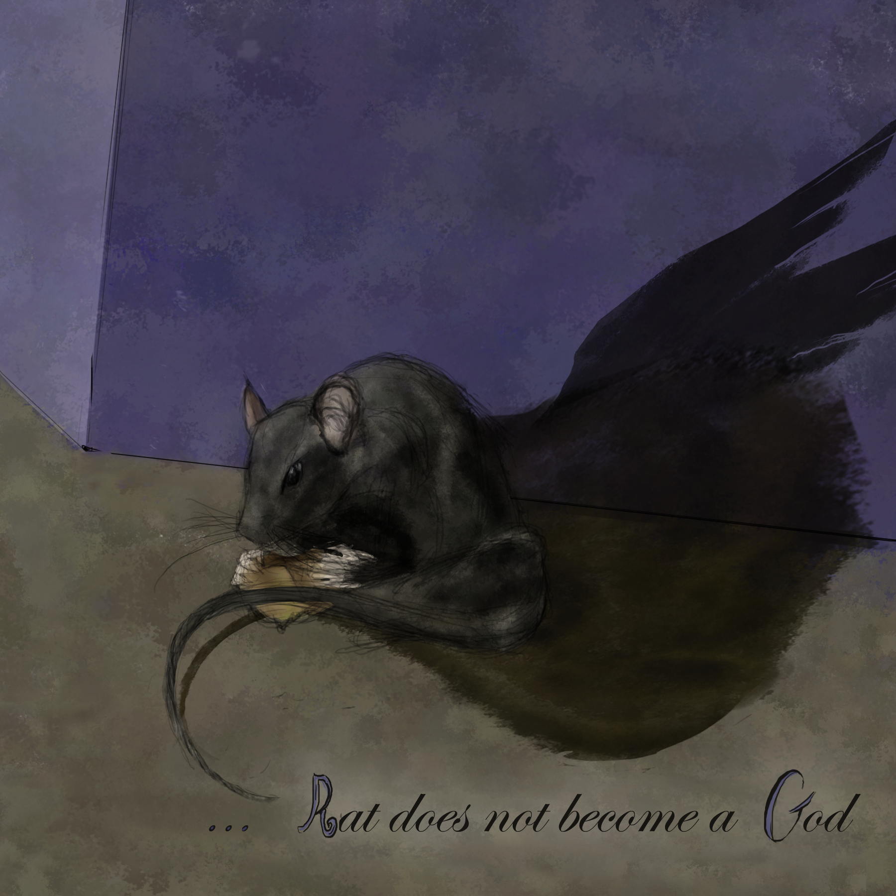 How Rat Does Not Become A God